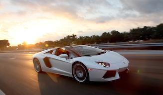 Lamborghini Aventador Roadster|ランボルギーニ アヴェンタドール ロードスター