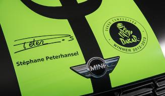 MINI John Cooper Works Countryman ALL4 Dakar Winner 2013 ミニ ジョン・クーパー・ワークス カントリーマン オール4 ダカール ウィナー 2013