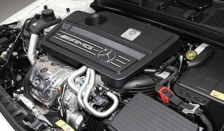 Mercedes-Benz A 45 AMG Edition 1│メルセデス・ベンツ A 45 AMG エディション 1
