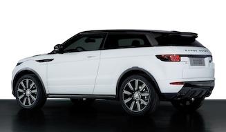 Range Rover Evoque black design pack レンジローバー イヴォーク ブラックデザインパック