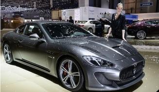 Maserati GranTurismo MC Stradale|マセラティ グラントゥーリズモ MC ストラダーレ
