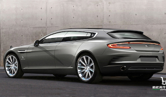 Aston Martin Rapide Bertone|アストンマーティン ラピード ベルトーネ
