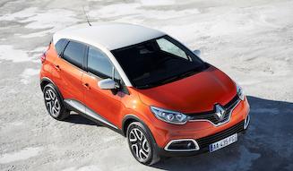 Renault Captur|ルノー キャプチャー