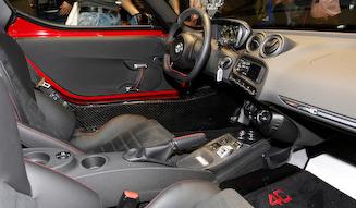 Alfa Romeo 4C |アルファ ロメオ 4C