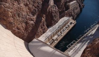 Hoover Dam フーバーダム