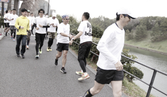 Run for Children Tohoku in adidas RUNBASE 2013|21