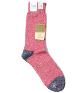 Factelier by GLEN CLYDE 日本で製造するシーアイランドコットンの靴下04