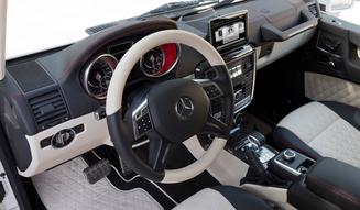 Mercedes-Benz G63 AMG 6×6|メルセデス・ベンツ G63AMG 6×6