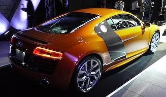 Audi R8 Coupe|アウディ R8 クーペ