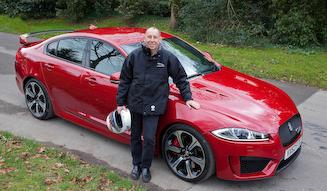 Jaguar XFR-S|ジャガー XFR-S