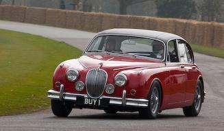 Jaguar MkII|ジャガー Mk2