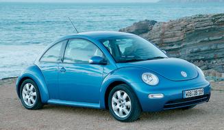 Volkswagen New Beetle フォルクスワーゲン ニュービートル