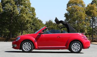 Volkswagen The Beetle Cabriolet フォルクスワーゲン ザ・ビートル カブリオレ