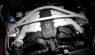 Aston Martin Vanquish|アストンマーティン ヴァンキッシュ