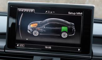 Audi hybrid|アウディ ハイブリッド