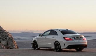 Mercedes-Benz CLA 45 AMG|メルセデス・ベンツ CLA 45 AMG