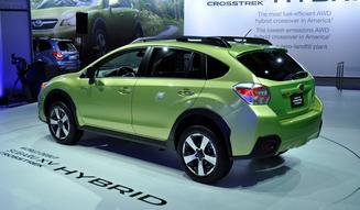 Subaru XV Crosstrek Hybrid スバル XV クロストレック ハイブリッド