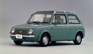 NISSAN Be-1 日産 Be-1