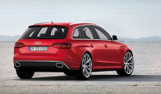 Audi RS 4 Avant アウディ RS 4 アバント