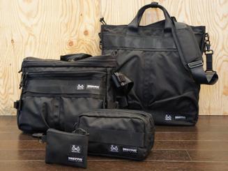 木梨サイクル × BRIEFING|全4型のコラボレーションバッグを発売02