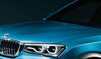 BMW Concept X4|ビー・エム・ダブリュー コンセプト X4
