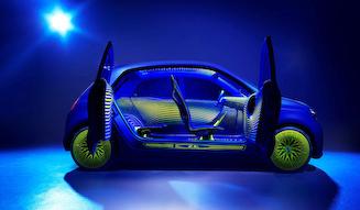 Renault Twin'Z|ルノー トゥインジー