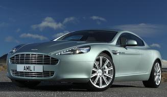Aston Martin Rapide|アストンマーティン ラピード