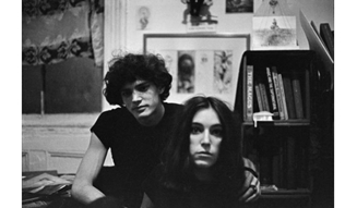 「Robert Mapplethorpe and Patti Smith. 1968-1969」 02