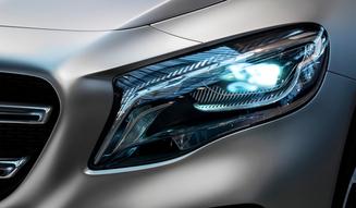 Mercedes-Benz Concept GLA|メルセデス・ベンツ コンセプト GLA