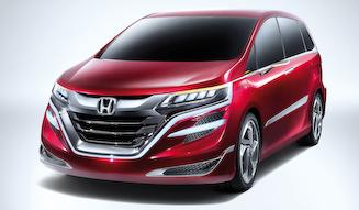 Honda Concept M|ホンダ コンセプトM
