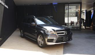 Mercedes-Benz GL-Class メルセデス・ベンツ GLクラス