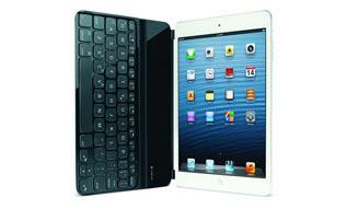 iPad mini用薄型軽量キーボード ロジクール 02