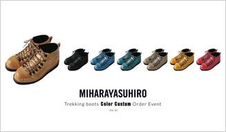 MIHARAYASUHIRO|ブーツ 04