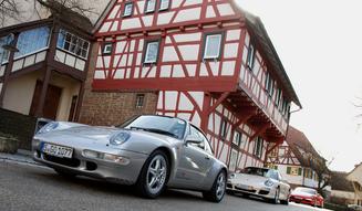 Porsche 993|ポルシェ 993