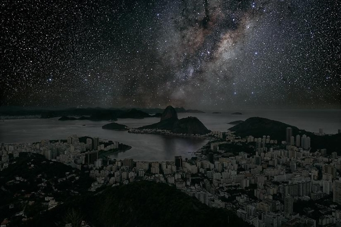 Thierry Cohen Darkened Cities 04