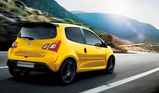 Renault Twingo R.S.Cup ルノー トゥインゴ R.S. カップ