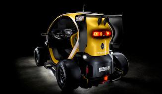 Renault Twizy Renault Sport F1 Concept ルノー トゥイジー ルノー・スポール F1 コンセプト