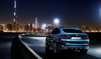 BMW X4 Concept|ビー・エム・ダブリュー X4 コンセプト