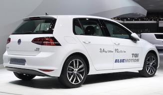 Volkswagen Golf TGI Blue Motion|フォルクスワーゲン ゴルフ TGI ブルーモーション