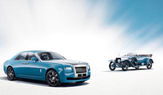 Rolls-Royce Ghost Alpine Trial Centenary Collection|ロールス・ロイス ゴースト アルパイン トライアル コレクション