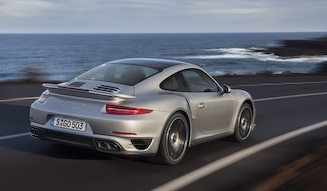 Porsche 911 Turbo S ポルシェ 911 ターボS