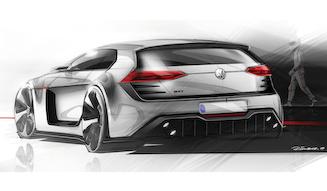 Volkswagen Design Vision GTI|フォルクスワーゲン デザイン ヴィジョン GTI