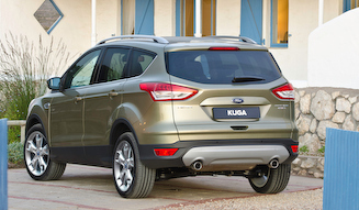 Ford Kuga|フォード クーガ