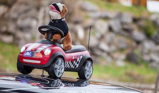 MINI 350 Baby Racer|ミニ 350 ベイビー レーサー