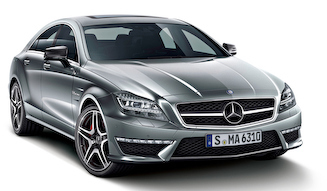 Mercedes-Benz CLS 63 AMG S メルセデス・ベンツ CLS 63 AMG S