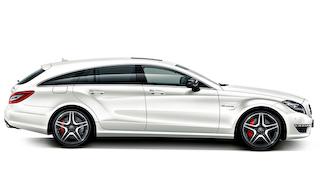 Mercedes-Benz CLS 63 AMG S 4MATIC Shooting Brake メルセデス・ベンツ CLS 63 AMG S 4マチック シューティングブレーク