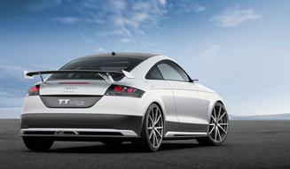 Audi TT ultra quattro Concept|アウディ TT ウルトラ クワトロ コンセプト