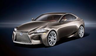 Lexus LF-CC|レクサス LF-CC