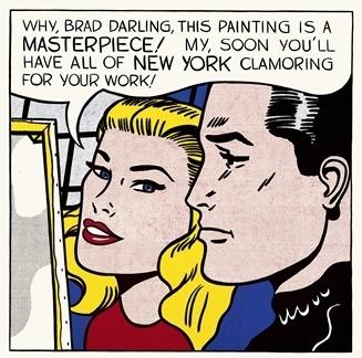 Lichtenstein: A Retrospective 02