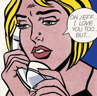 Lichtenstein: A Retrospective 03